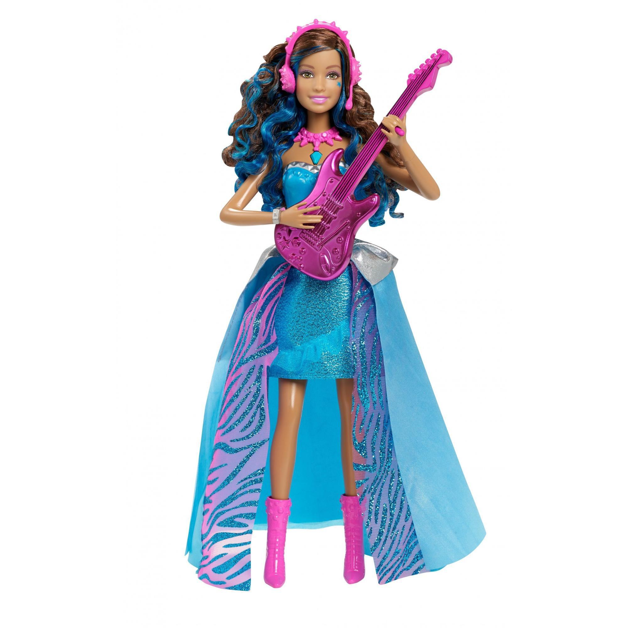 Barbie Rock N Royals Erika Doll by MATTEL INC.
