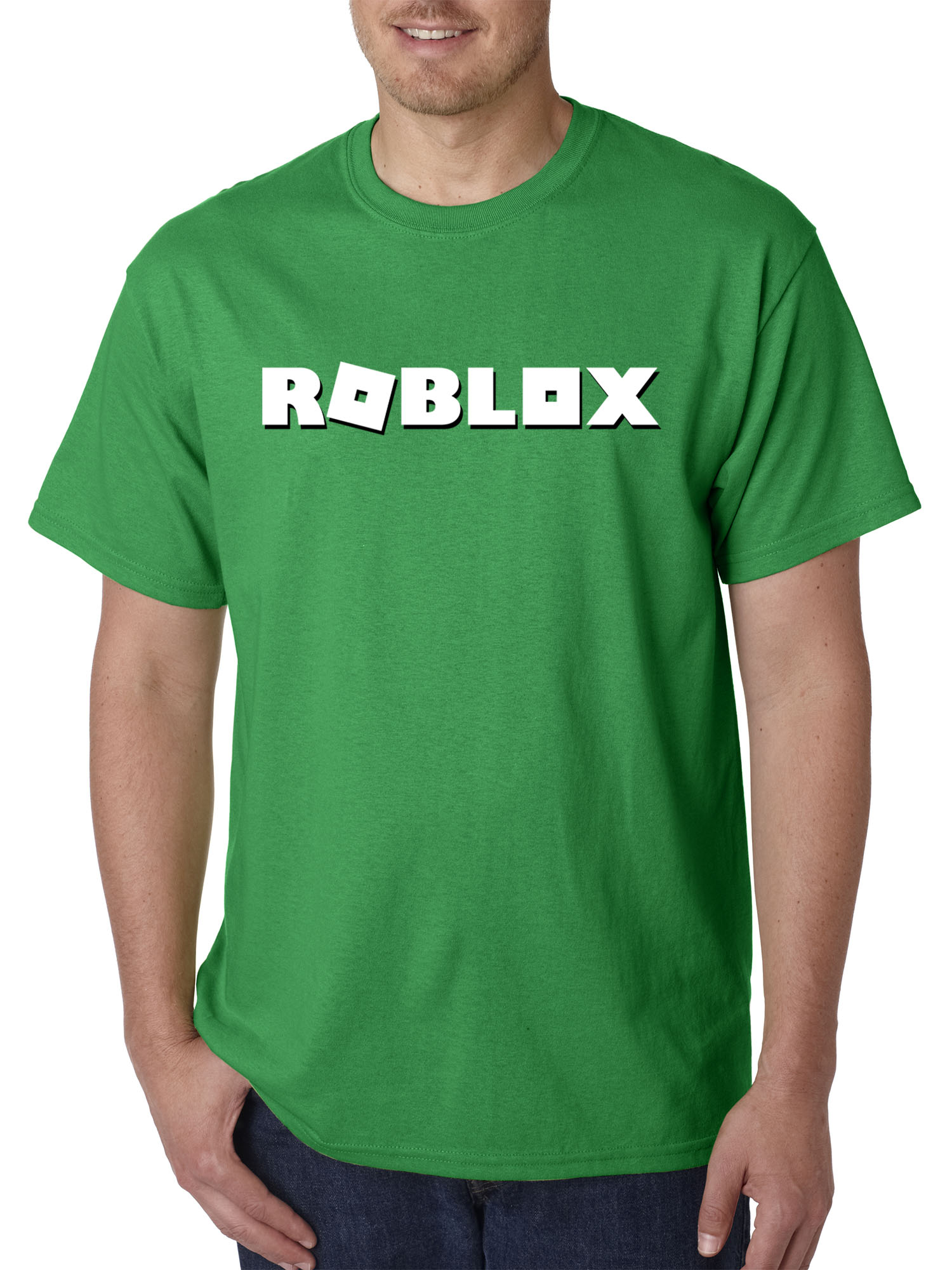New Way New Way 923 Unisex T Shirt Roblox Logo Game Accent 4xl