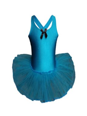 56a0287c395 Product Image Outtop Toddler Girls Gauze Leotards Ballet Bodysuit Dancewear Dress  Clothes Outfits
