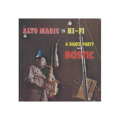 ALTO MAGIC IN HIFI - A DANCE PARTY