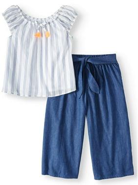 2f1ffd061b4afd Girls Outfit Sets - Walmart.com