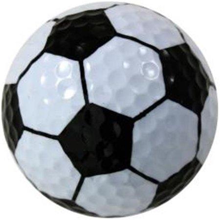 Cheap Soccer Balls In Bulk (ProActive Sports BCN001-SOC Odd Balls Bulk)