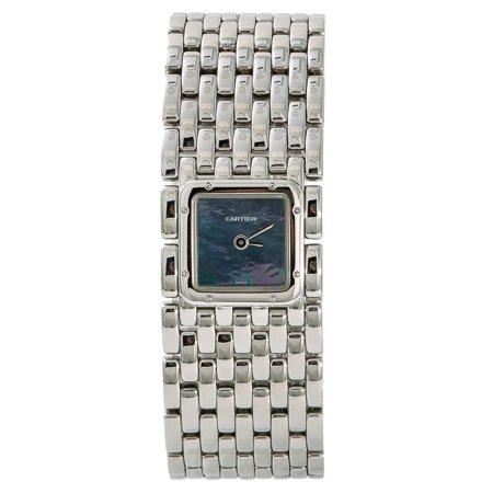 Cartier Panthere De Cartier W61002T9 Steel 22mm Women Watch (Certified Authentic & Warranty)