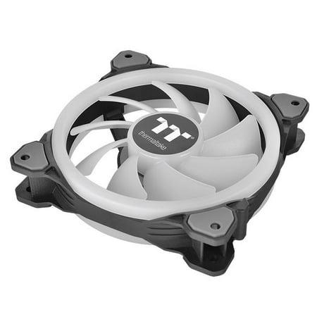 Thermaltake Riing Trio 14 LED RGB Radiator Fan TT Premium Edition (Thermaltake Riing Plus 12 Rgb Tt Premium Edition)