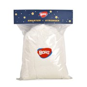 BOHS White Ultra-Light Slime and Foam Modeling Clay, Air Dry, for Preschool Arts & Crafts,1.1 Pound/ 500 Grams