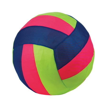 Toysmith Volleyball Hav-A-Ball (Assorted Colors) (Best Beach Volleyball Ball)
