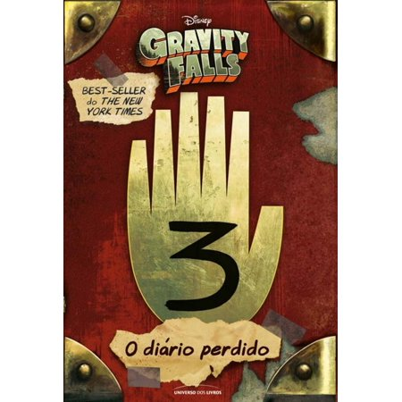O Diário Perdido de Gravity Falls - eBook (Gravity Falls Journal 1)