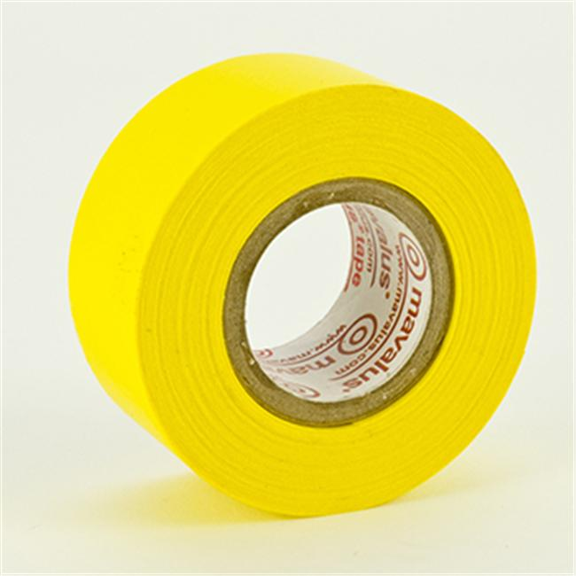 DSS DISTRIBUTING MAV10013 MAVALUS TAPE 1 X 360 YELLOW