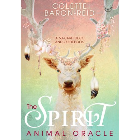 The Spirit Animal Oracle : A 68-Card Deck and Guidebook](The Halloween Oracle)