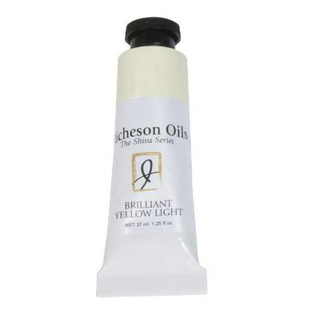 JACK RICHESON 120025 SHIVA SIGNATURE OIL BRILLIANT YELLOW LIGHT 1.25OZ