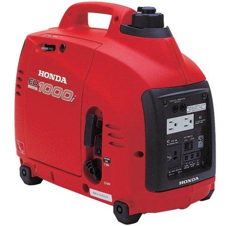 - Honda 659800 1,000 Watt Portable Inverter Generator