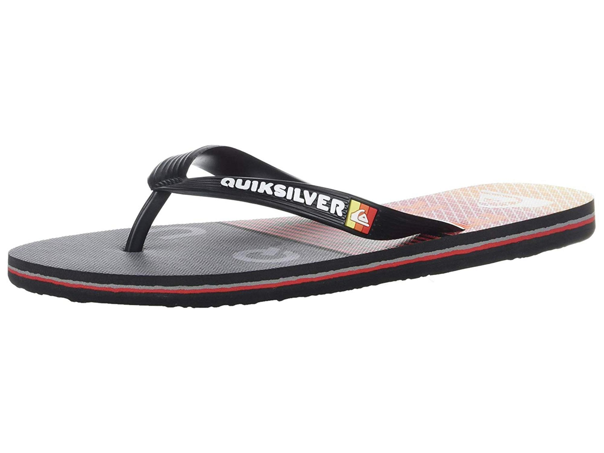 Quiksilver Men s Molokai Word Block Sandal e984517c877
