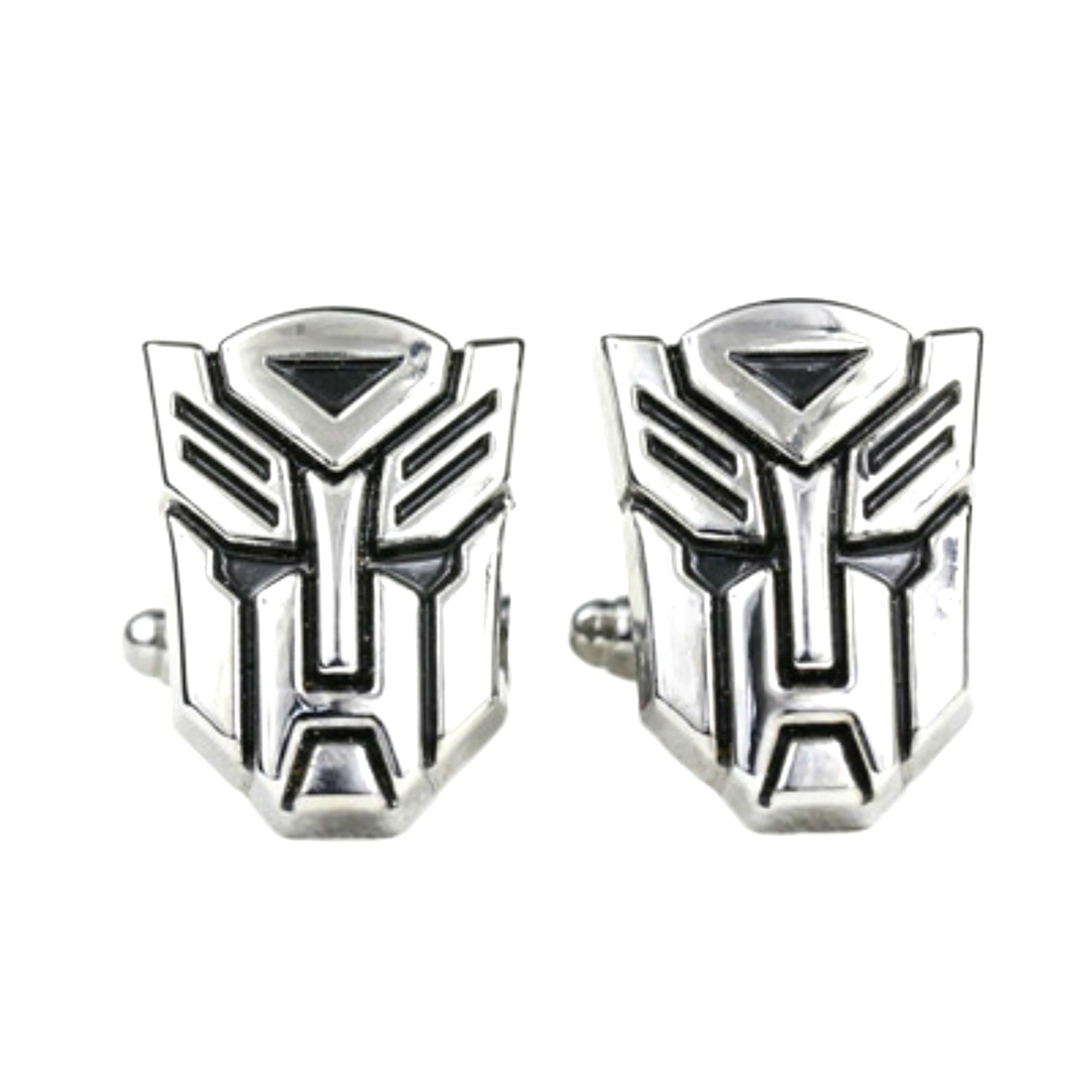 Superheroes Transformers Optimus Prime Autobots Cufflinks