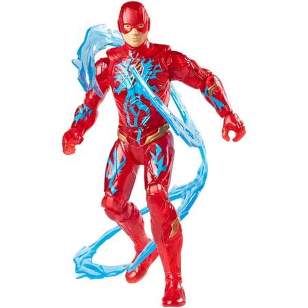 DC Justice League Electro-Strike The Flash Translucent 6