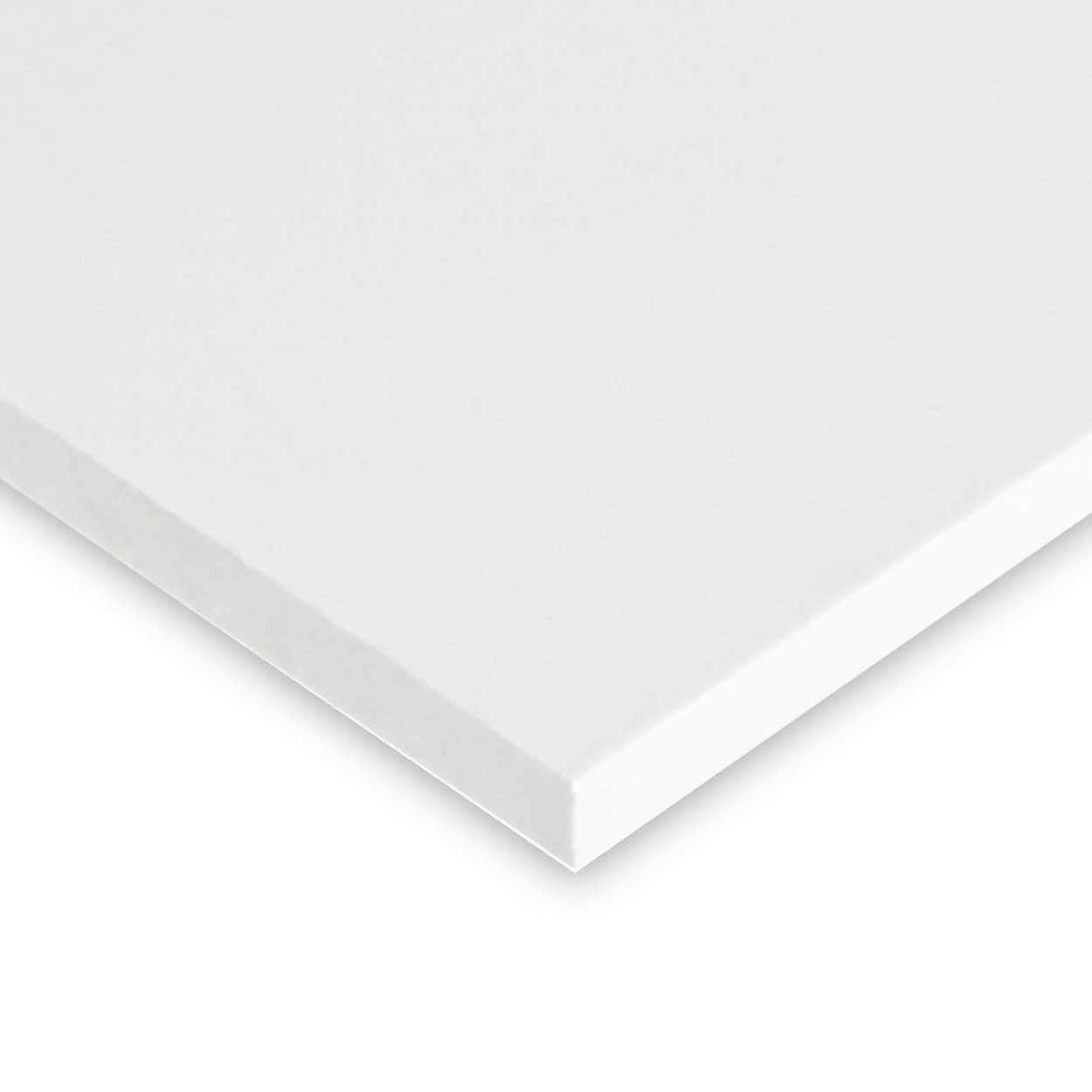 "PTFE Teflon Sheet .750"" x 1"" x 24"""