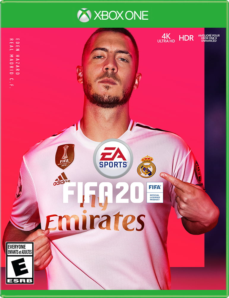 Fifa 20, Electronic Arts, Xbox One, 014633738650 by Electronic Arts