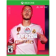 FIFA 20, Electronic Arts, Xbox One, 014633738650