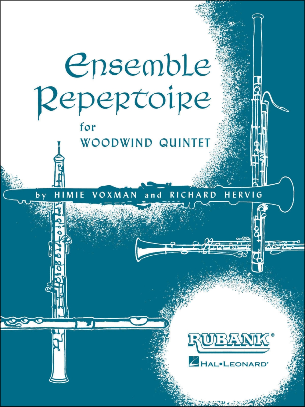Hal Leonard Ensemble Repertoire for Woodwind Quintet for Bassoon by