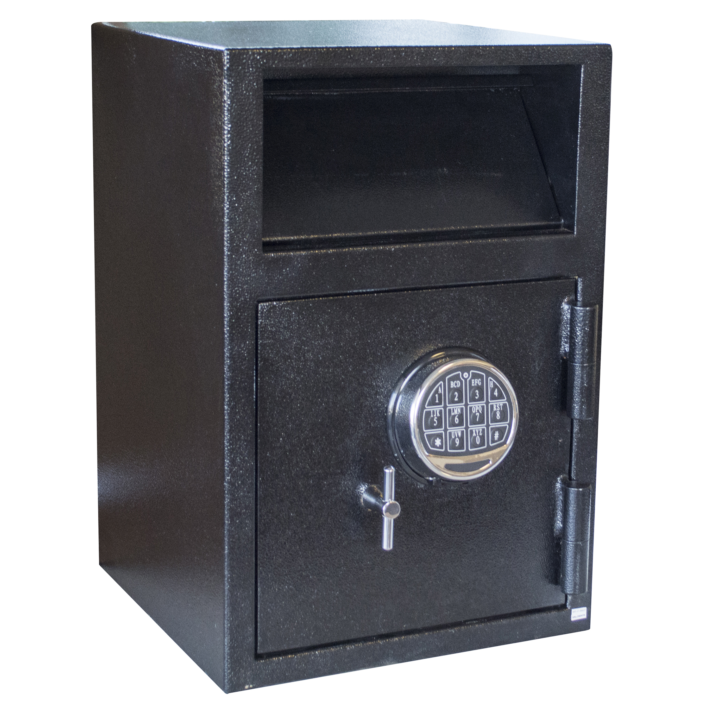 Buffalo Outdoors Deposit Drop Safe with Electronic Lock