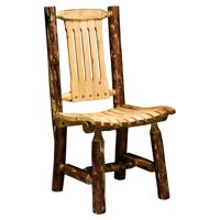 Glacier Country Collection Patio Chair, Exterior Stain Finish