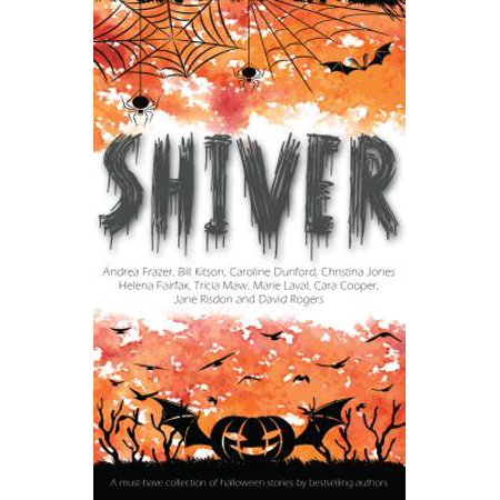 Shiver - eBook - Scary Halloween Stories With Food
