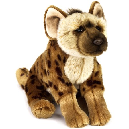 Lelly National Geographic Plush  Hyena