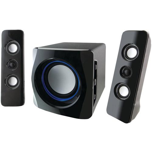 iLive IHB23B Wireless 2.1-Channel Bluetooth System