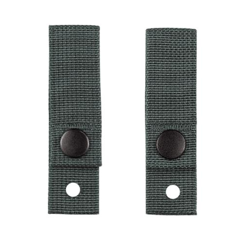 Goggle Straps for Mich Helmet in Foliage Green