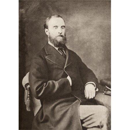Posterazzi DPI1877599LARGE Charles Stewart Parnell, 1846 Poster Print, 24 x 34 - Large - image 1 de 1