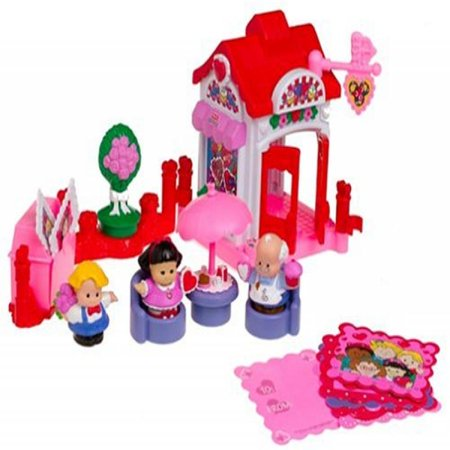 Little People Sweet Valentine Set
