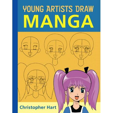 Watson-Guptill Young Artists Draw Manga