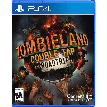 Zombieland: Double Tap - Roadtrip, GameMill, PlayStation 4, 856131008152