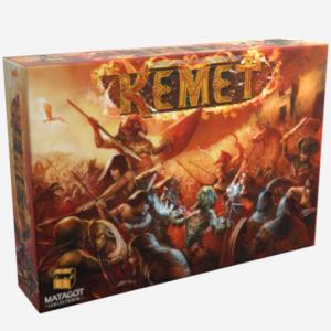 Kemet Strategy Board Game