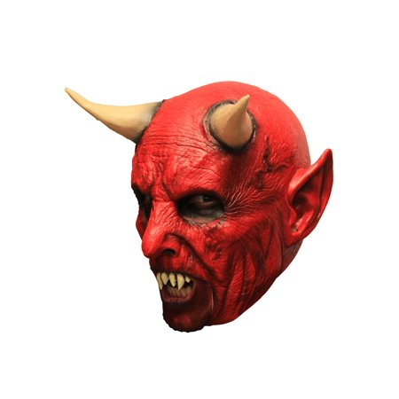 Demon w/ Teeth Adult Mask](Demon Teeth)