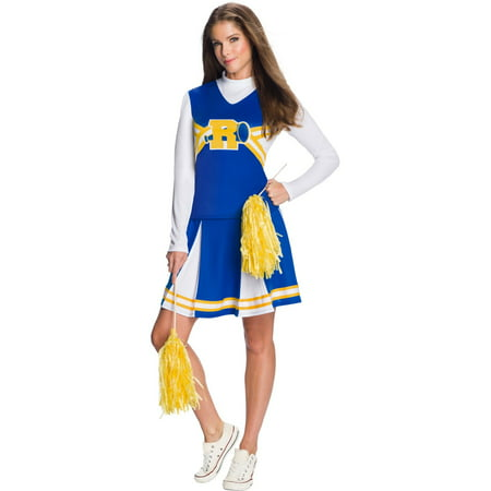 Halloween Riverdale Vixens Cheerleader Adult Costume](Vixen Costume)