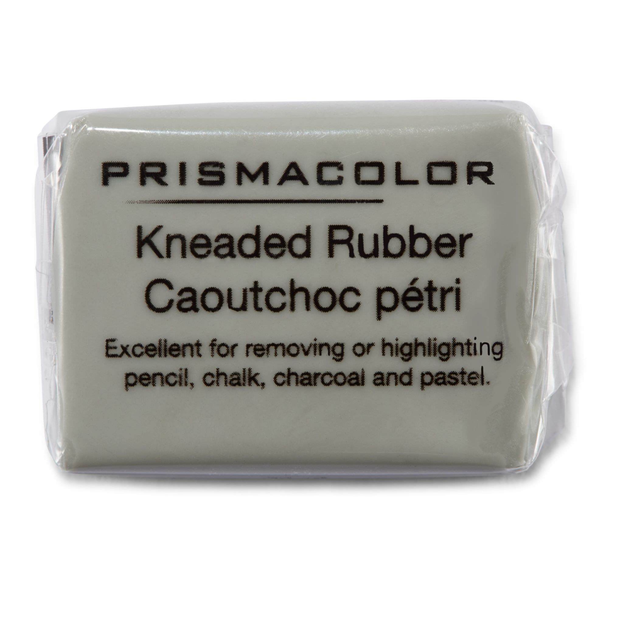 """Prismacolor Kneaded Erasers, 1.25"""" x 0.75""\ by Newell Brands"