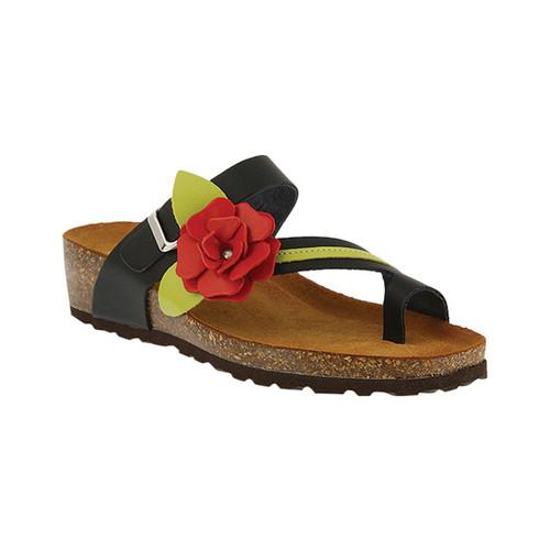 Women's Spring Step Lilah Toe Loop Sandal by Spring Step