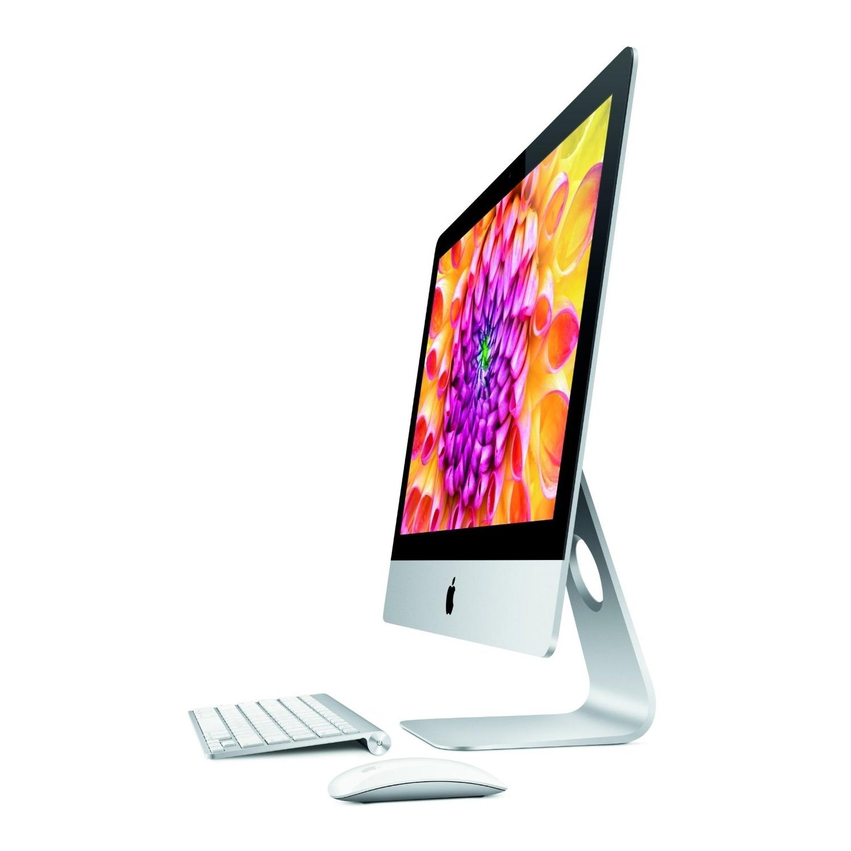 "Apple iMac ME088LL/ARC 27"" Intel Core i5-4570 X4 3.2GHz 8GB 1TB, Silver (Scratch And Dent Refurbished)"