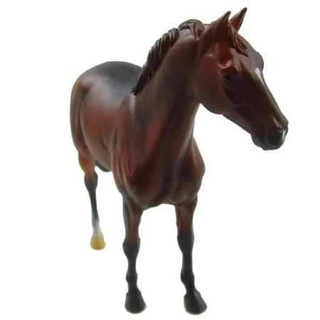 Breyer Bay Hanoverian Stallion CollectA Model Horse (Stallion Horse Figurine)