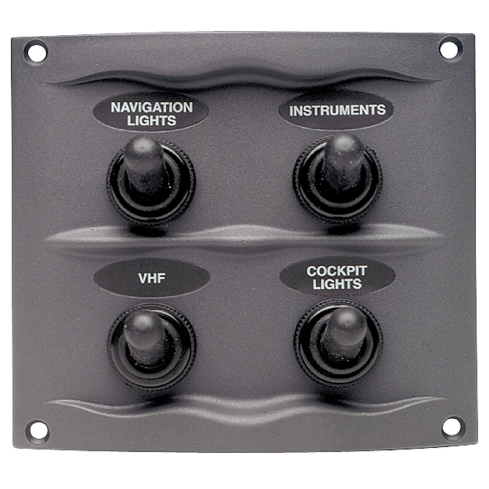 Marinco Waterproof Switch Panel