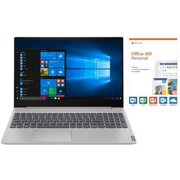 "Lenovo Ideapad S340 15.6"" i5-8265U 8GB RAM 128GB SSD with Microsoft Office 365 12 Month Subscription Included"