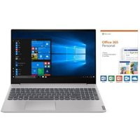 Lenovo Ideapad S340 i5-8265U 8GB RAM 128GB SSD with 1 Year of Microsoft Office 365 Included - A $70 Value
