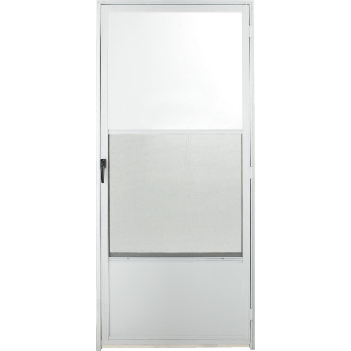 CROFT Imperial Style 163 Aluminum Storm Door