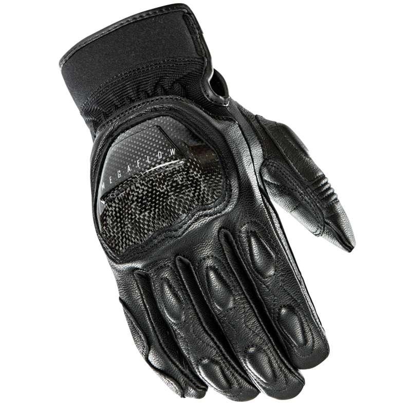 Joe Rocket Speedway Leather/Textile Gloves Black