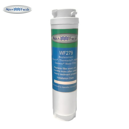 Replacement Water Filter For Bosch B26ft70sns 01 Refrigerator By Aqua Fresh