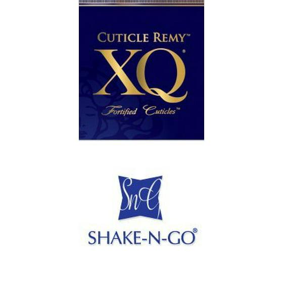 Shake N Go Xq Cuticle Remy Yaky Human Hair Weave 10s Np430