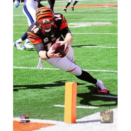 Andy Dalton 2014 Action Sports Photo