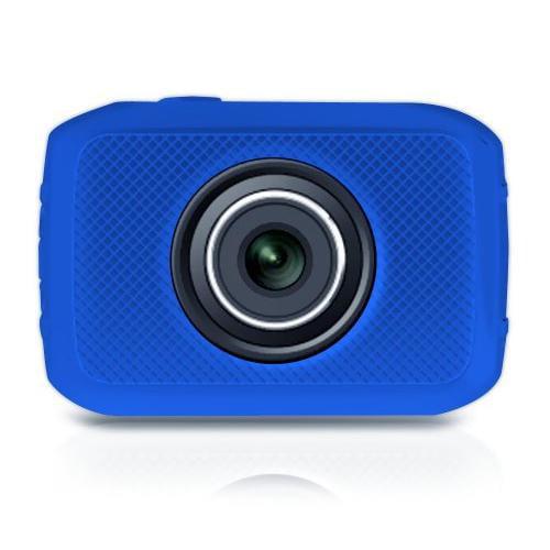 "Pyle Pschd30bl Digital Camcorder - 2"" - Touchscreen Lcd - Cmos - Hd - Blue - 16:9 - 5 Megapixel Image - Avi - 4x Digital Zoom - Microphone - Usb - Microsd, Microsdhc - Memory Card - Bike (pschd30bl)"