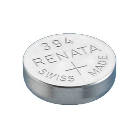 RENATA WATCH BATTERY 1.55V SWISS MADE BATTERIES 394 SR936SW ()