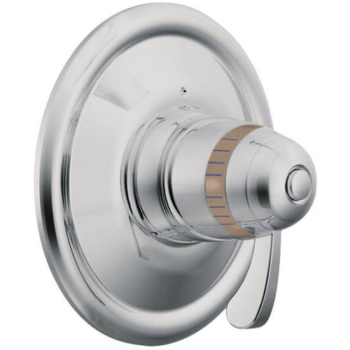 Moen TS3411ORB ExactTemp Single Handle Thermostatic Valve Trim Only, Available in Various Colors